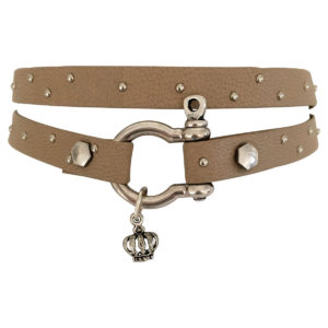 Napa Leather Choker