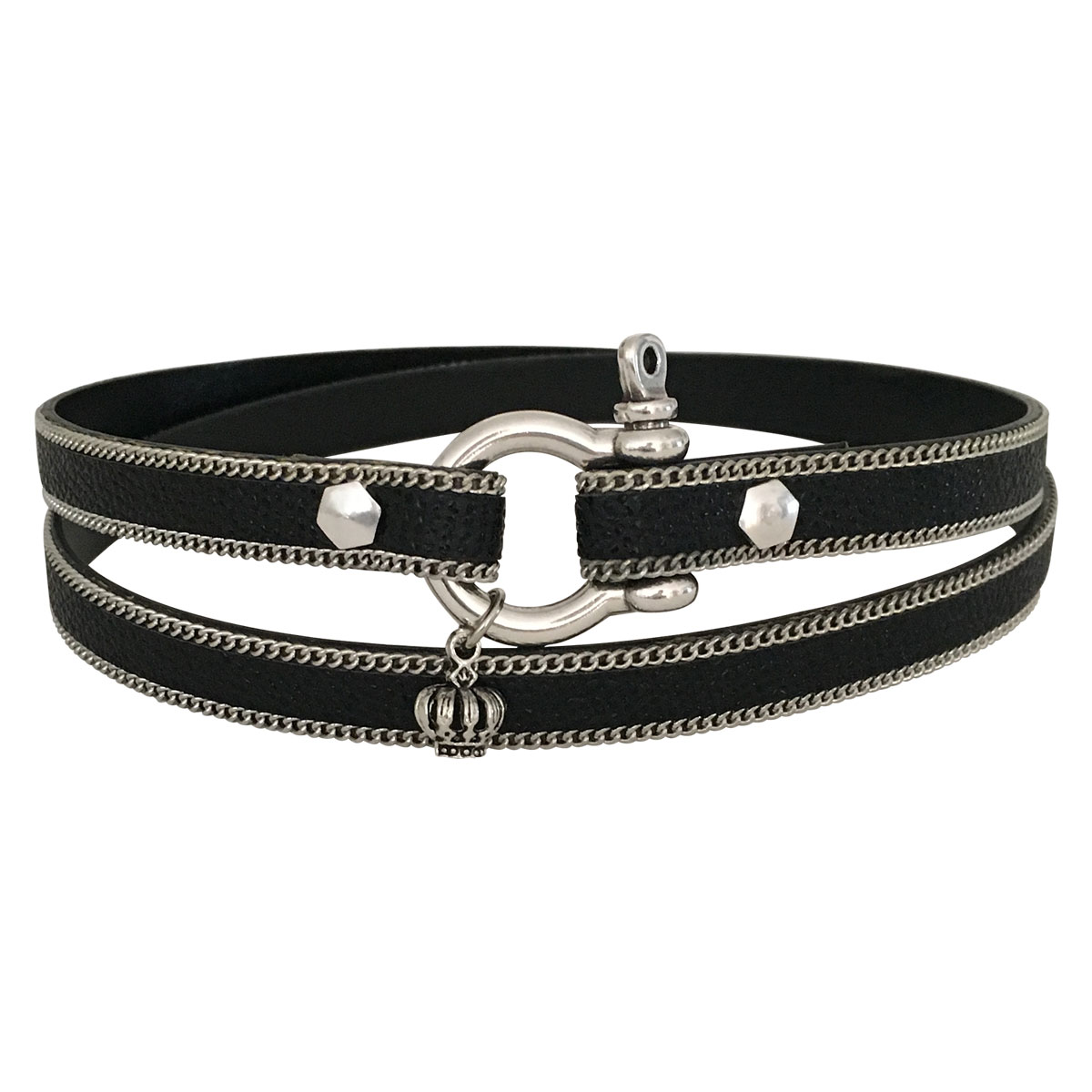 Signature Choker With Clasp