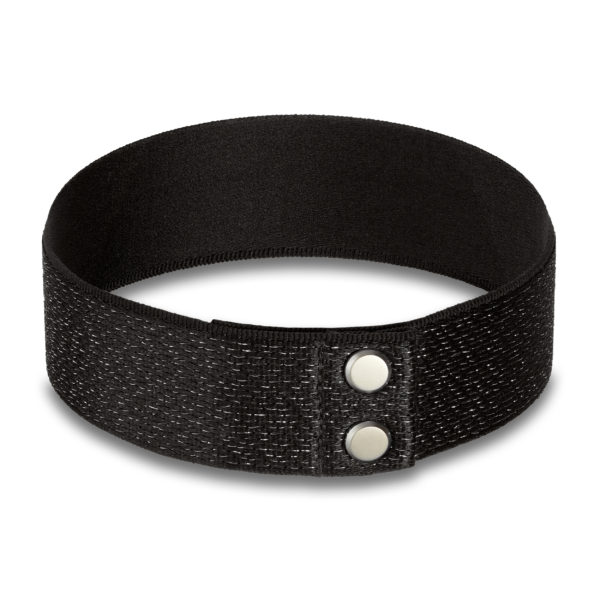 Shining Star mini choker in black